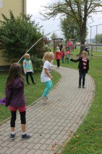 Schulhof-Spiele