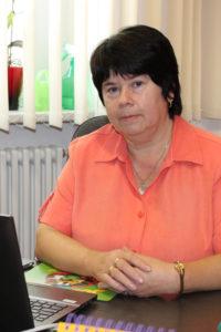 Schulleiterin Frau Hänsch